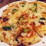 50788101 - ピザは最高に美味しい!
