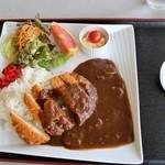 レストラン 味彩 - 料理写真:カツカレー