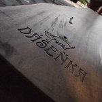 ダーシェンカ - テラスの椅子