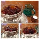 カフェ&バー ウミノ - ◆私はアイスコーヒー(540円)を。 程よい苦みを感じ美味しいですよ。