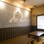八久茂寿司 - 座敷8~9人席が1つ、12~13人席が1つ