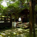 テラスカフェ・ツリーハウス - 入口