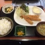 50792722 - エビフライ定食(760円)