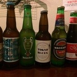 RA-MEN BAR NAGOMI - 世界のビールを色々取り揃えてます