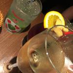 cafe&dining ballo ballo - 夜はカフェでもバーでも利用できます