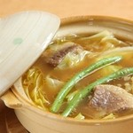 レストラン ミーク - ミークオリジナルビーフスープ