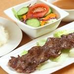 レストラン ミーク - 牛タンステーキ