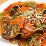 レストラン ミーク - ミークオリジナル魚料理