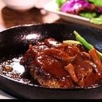 Table - 壱岐牛100%ハンバーグ