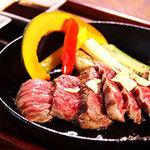 Table - 壱岐牛イチボの鉄板焼き