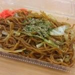 富士宮焼きそばコーナー - 料理写真:富士宮焼きそば