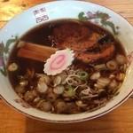大金星 - ラーメン(710円)。