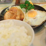 富士川食堂 - サービス定食