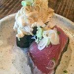 森海 - ドウマンガニ、鰹