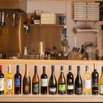 ピッツァ サン フェリーチェ - ドリンク写真:毎週木曜日はワイン半額デー!