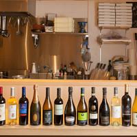 ピッツァ サン フェリーチェ - 毎週木曜日はワイン半額デー!