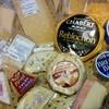 世界チーズ商会 - 料理写真:戦利品たち