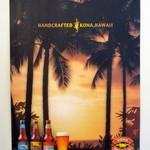 麺屋 Hulu-lu - 店内お品書き「Hawaiian Beer」