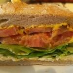 50802132 - エッグ&ベーコンサンドイッチ