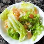 山鳩珈琲店 - 料理写真:サラダ