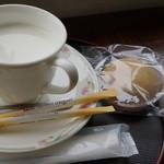 谷川岳ドライブイン お菓子の家 -