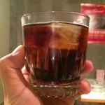 サンバレーホテル - McDowell's RUM & Coca-Cola