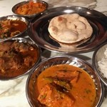 サンバレーホテル - Chiken Curry(Delhi Style)