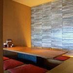 横浜鳥ぎん - 半個室「陶」の部屋