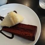 マロニエ - チョコレートケーキとシフォンケーキ