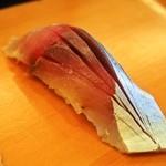 福寿司 - 〆鯖