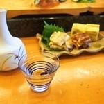 福寿司 - 国の寿 純米吟醸
