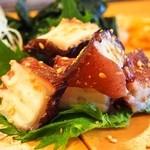 福寿司 - たこ