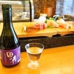 福寿司 - 国の寿 特別本醸造