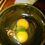 鳥元 - 雑炊用の玉子