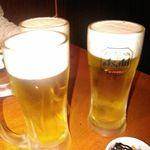 鳥元 - ★乾杯生ビール