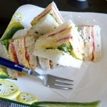 コノハカフェ - 玉子サンド