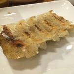 皇蘭  - セットの餃子