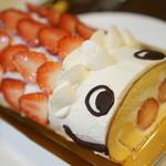 ランスダムール アルゴート - 料理写真:2016.5月再訪 鯉ロール1500円