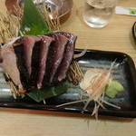 横濱 魚萬 - 鰹のわら焼き塩たたき