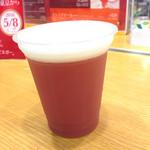 飲む酢エキスプレ・ス・東京 - ビネガービール ざくろ