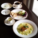 スマイルスプーンキッチン - 料理写真:お魚コース例