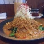 麺屋 匠堂 - 料理写真:冷やし担々麺 880円+特盛200円