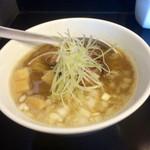 のじじ - 煮干中華そばNORMAL750円