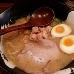 渋虎 - 渋虎らーめん 太麺