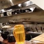 渋虎 - 厨房風景