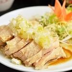 鳳玲軒 - 蒸し鶏