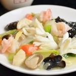 鳳玲軒 - 海鮮八宝菜