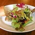 イクノス - 各種草とパン