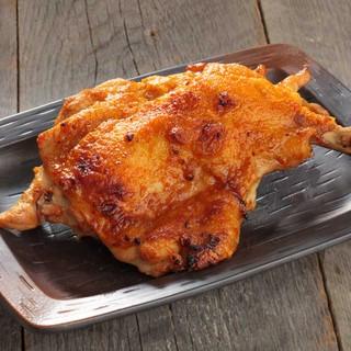 【チキン】名物『バリバリ鶏』