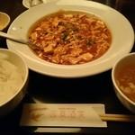金燕酒家 - 麻婆豆腐定食